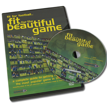 Bild von Fit for the Beautiful Game DVD