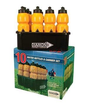 Bild von Flaschenhalter geformt für 10 Flaschen